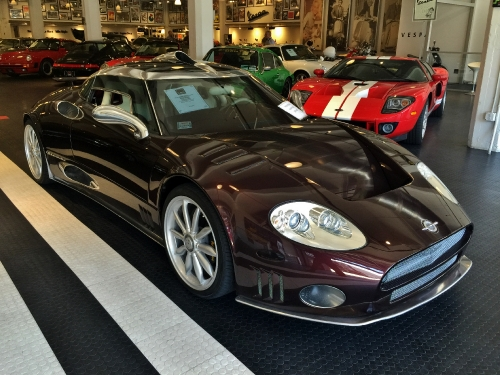 Used 2009 Spyker C8 Laviolette