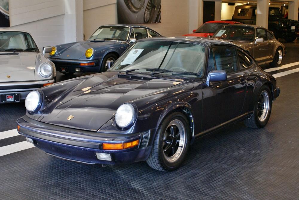 Used 1986 Porsche 911 Carrera