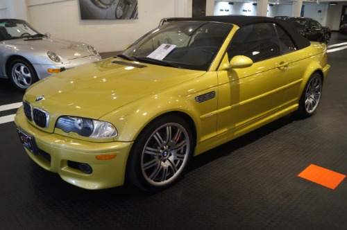 Used 2001 BMW M3 Convertible