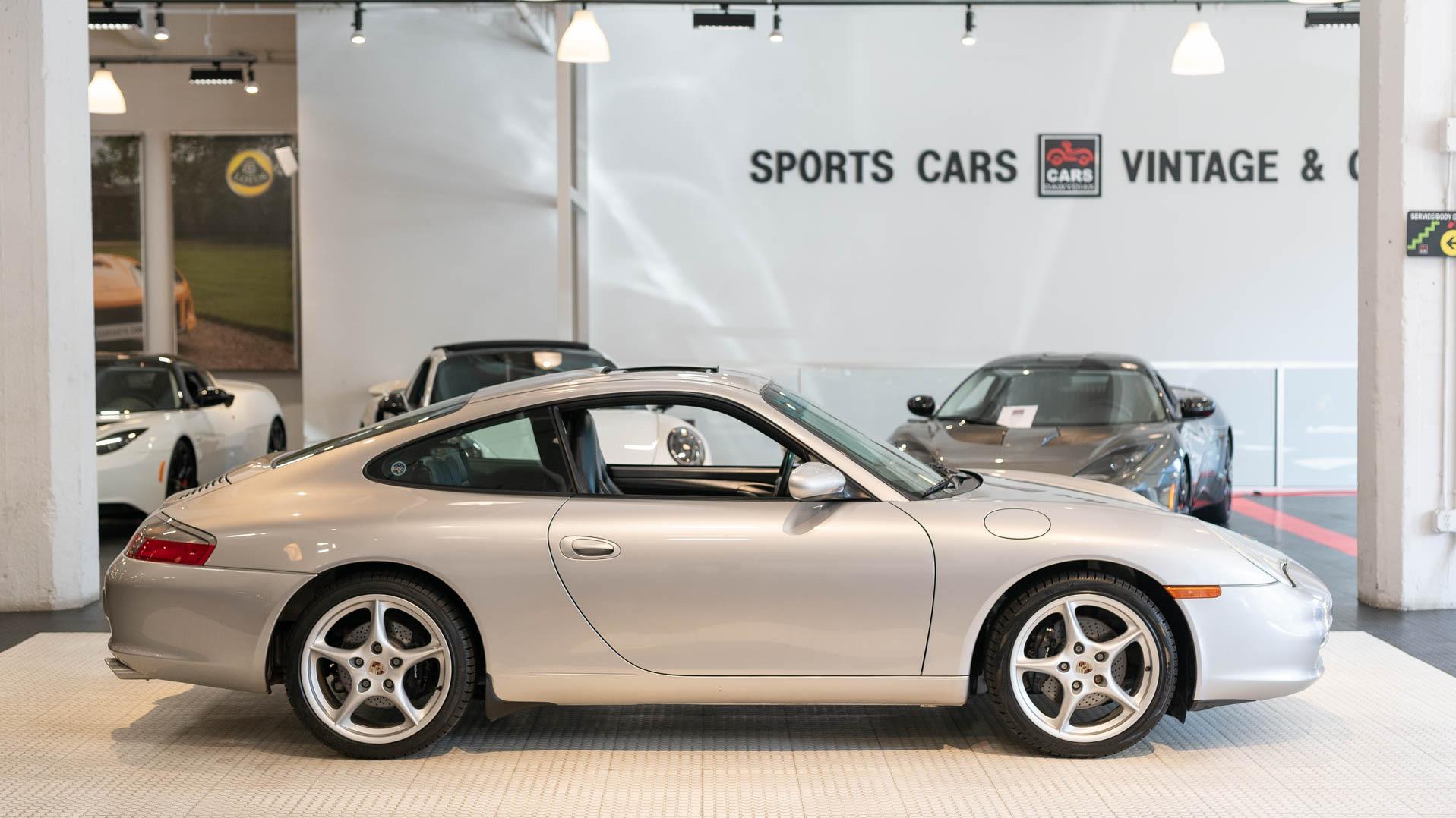 Used 2002 Porsche 911 Carrera