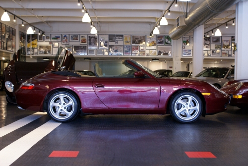 Used 1999 Porsche 911 Carrera