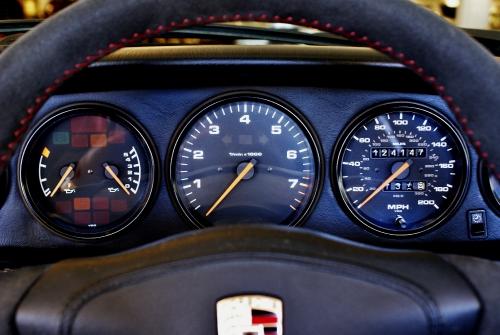 Used 1995 Porsche 911 Turbo Conversion
