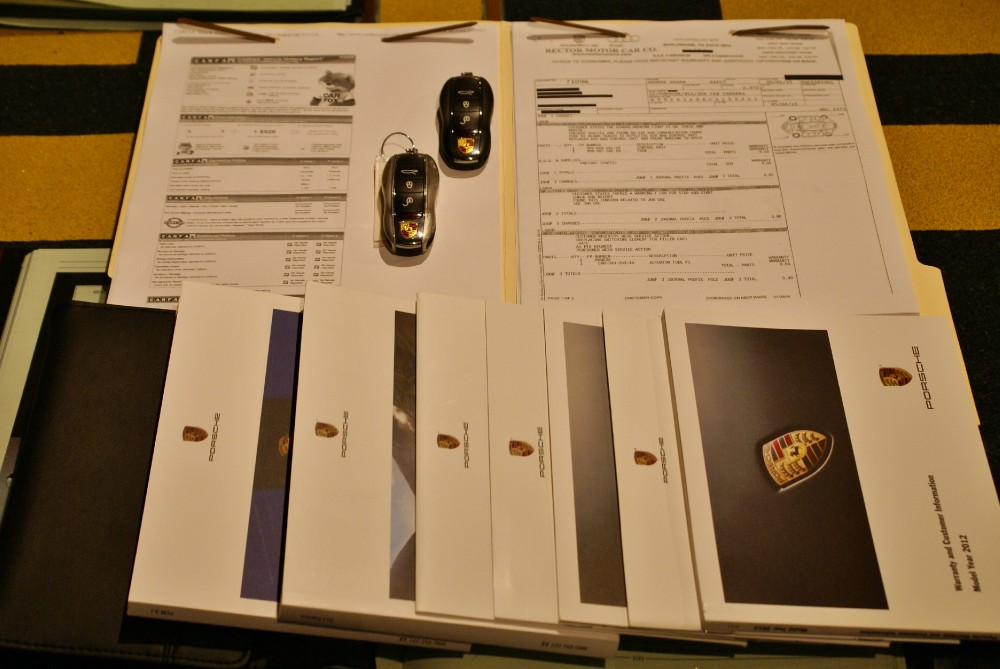 Used 2012 Porsche 911 Carrera S (991)