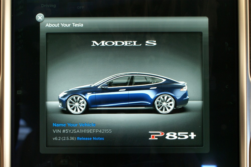 Used 2014 Tesla Model S Performance Plus