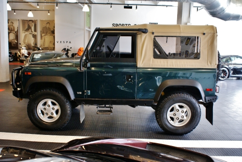 Used 1997 Land Rover Defender 90