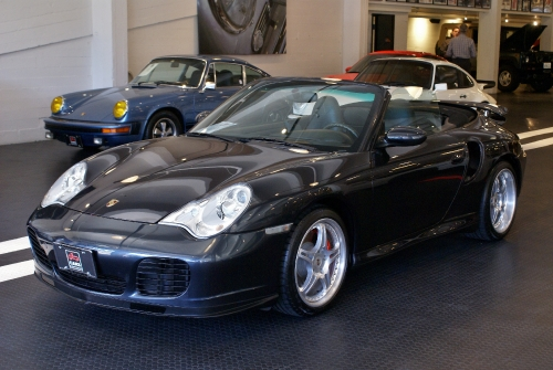 Used 2004 Porsche 911 Turbo