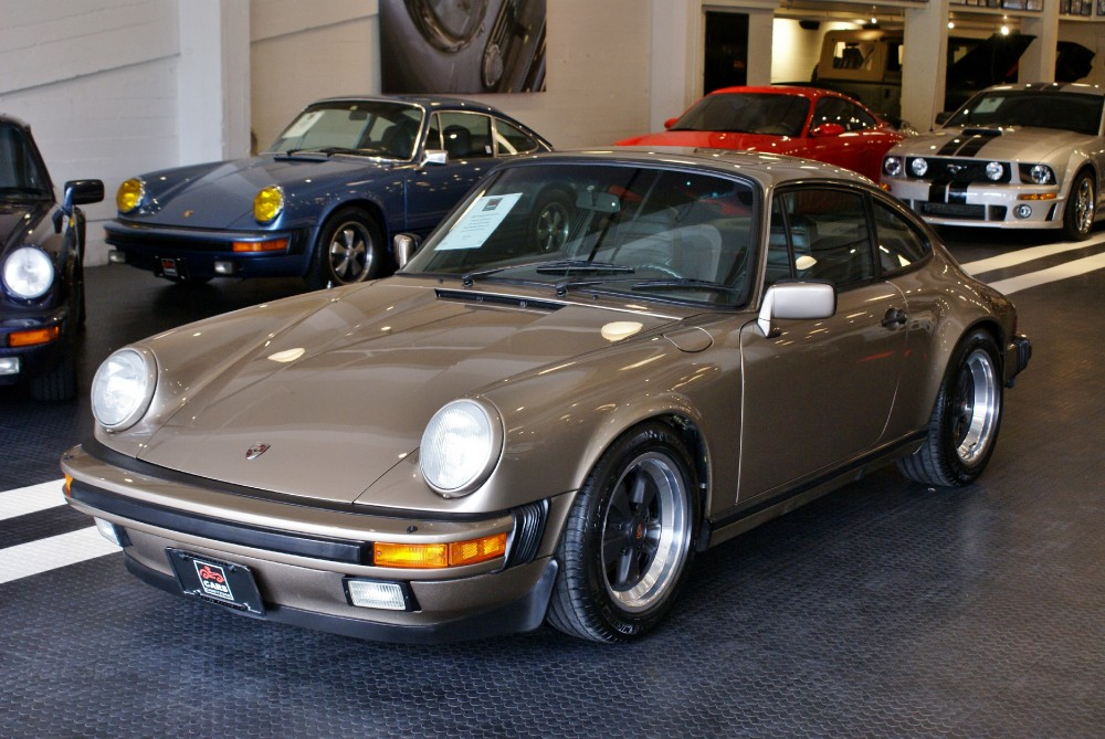 Used 1984 Porsche 911 Carrera