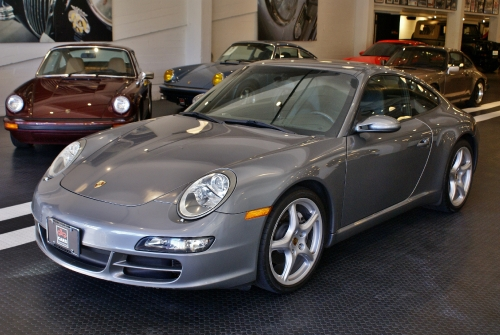 Used 2005 Porsche 911 Carrera