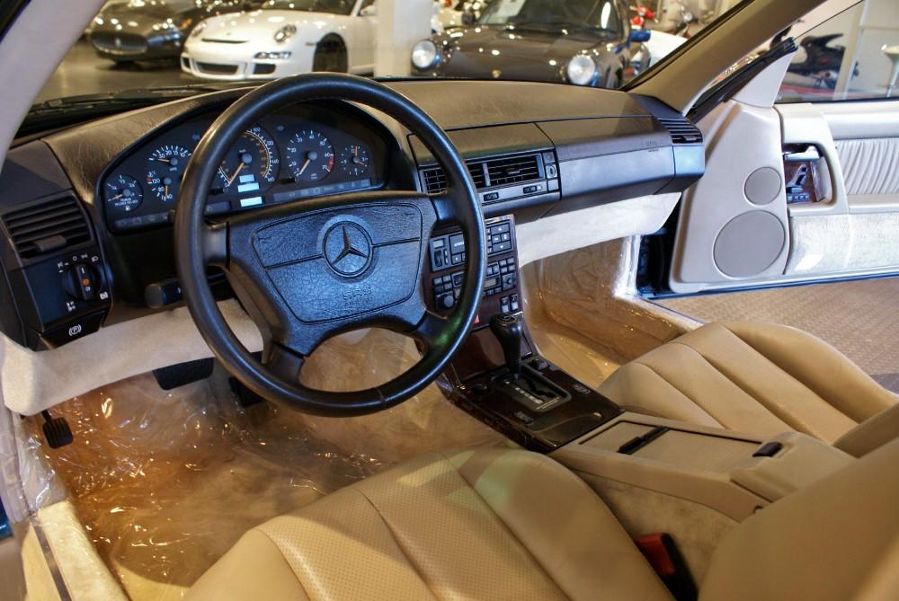 Used 1995 Mercedes Benz SL Class SL500