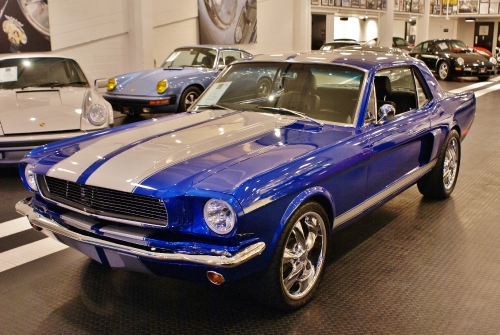 Used 1966 Ford Mustang