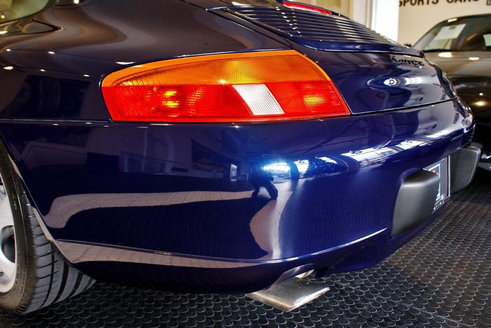 Used 1999 Porsche 911 Carrera