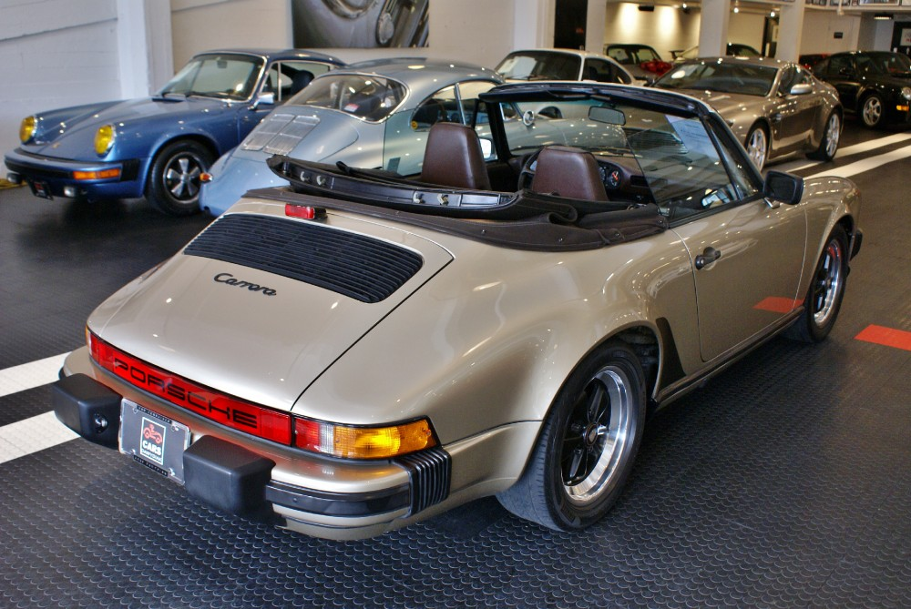 Used 1985 Porsche 911 Carrera