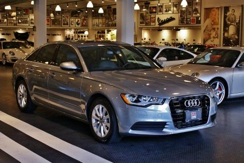 Used 2012 Audi A6 2.0T Premium
