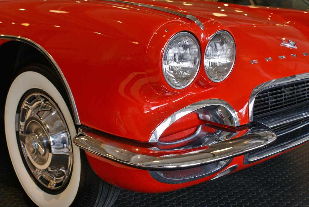 Used 1961 Chevrolet Corvette