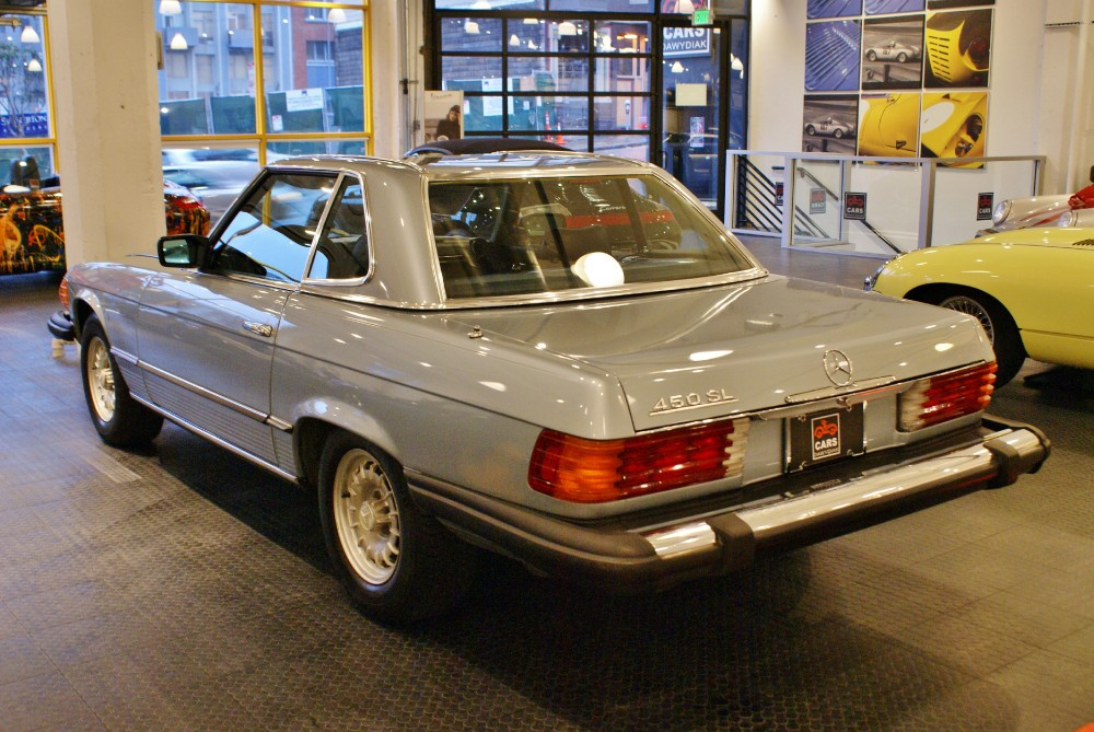 Used 1980 Mercedes Benz 450SL