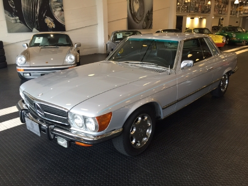 Used 1973 Mercedes Benz 450SLC