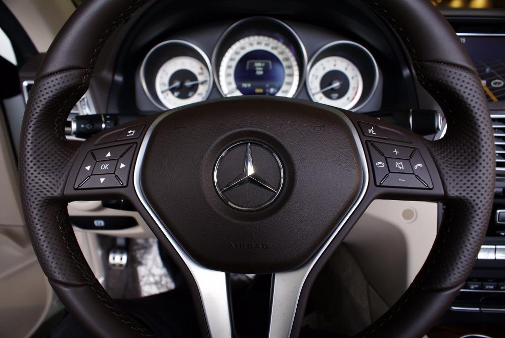 Used 2014 Mercedes Benz E Class E350