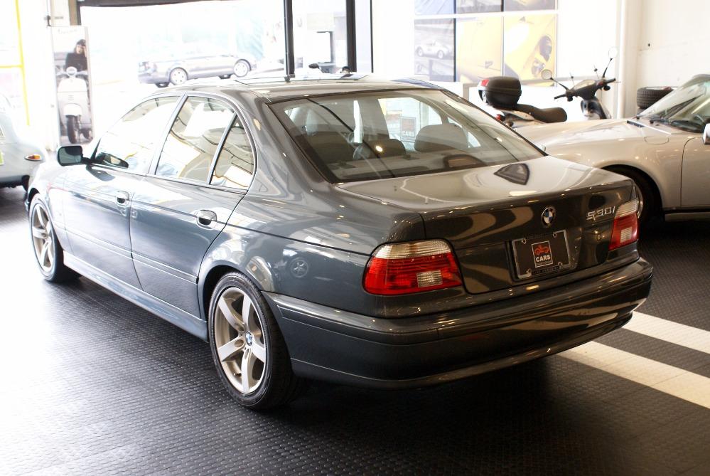 Used 2001 BMW 5 Series 530i