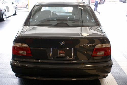 Used 2001 BMW 5 Series 530i