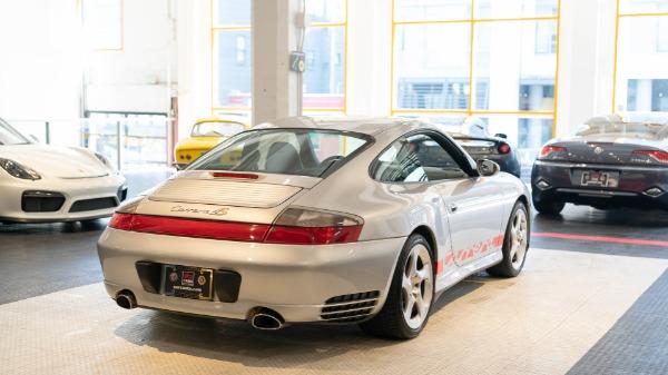 Used 2002 Porsche 911 Carrera 4S