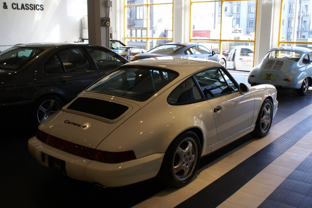 Used 1991 Porsche 911 Carrera 4
