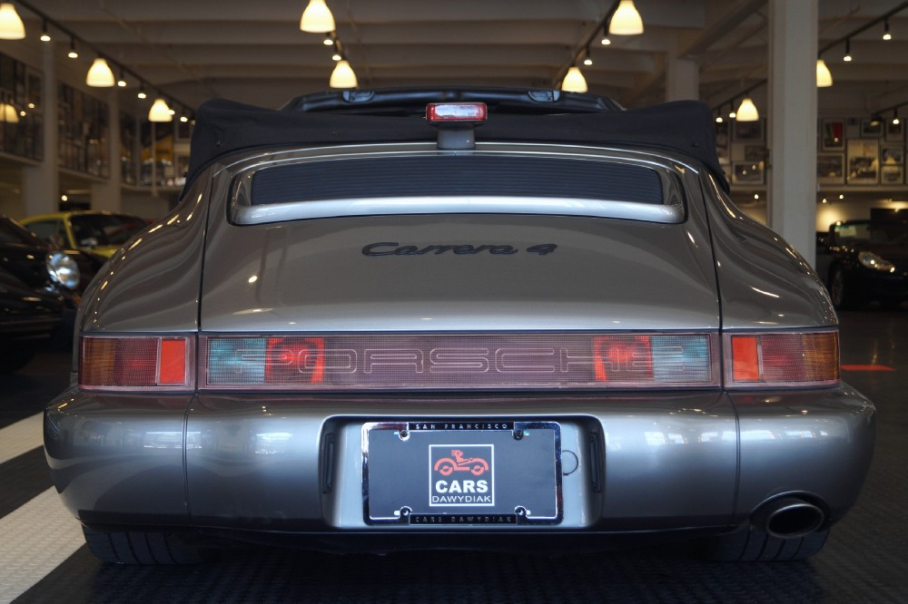 Used 1990 Porsche 911 Carrera 4