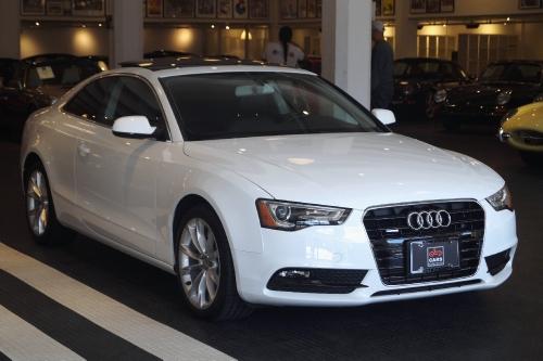 Used 2014 Audi A5 2.0T quattro Premium