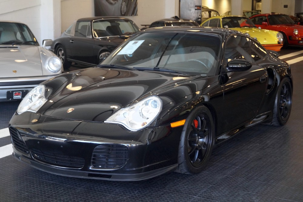 Used 2002 Porsche 911 Turbo