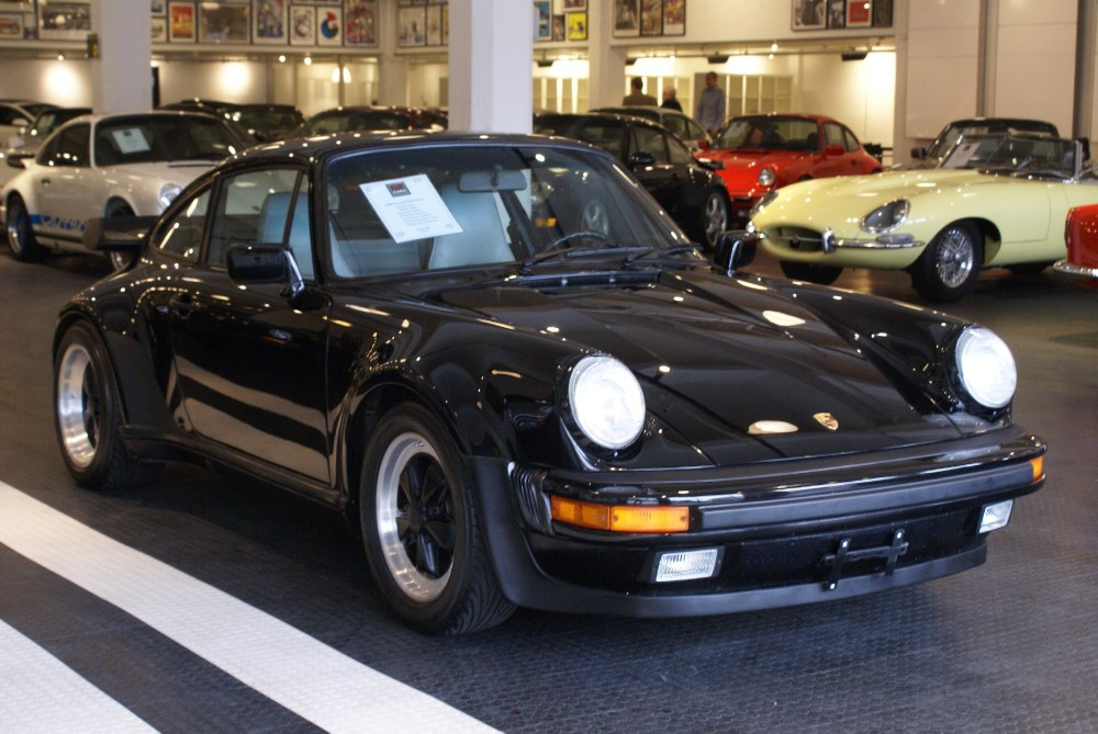 Used 1988 Porsche 930 Carrera Turbo 911 (Complete Stock Factory 930)