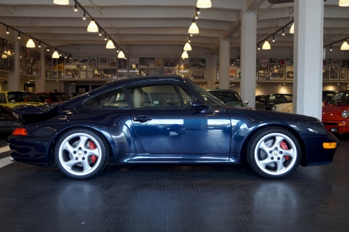 Used 1997 Porsche 911 Turbo