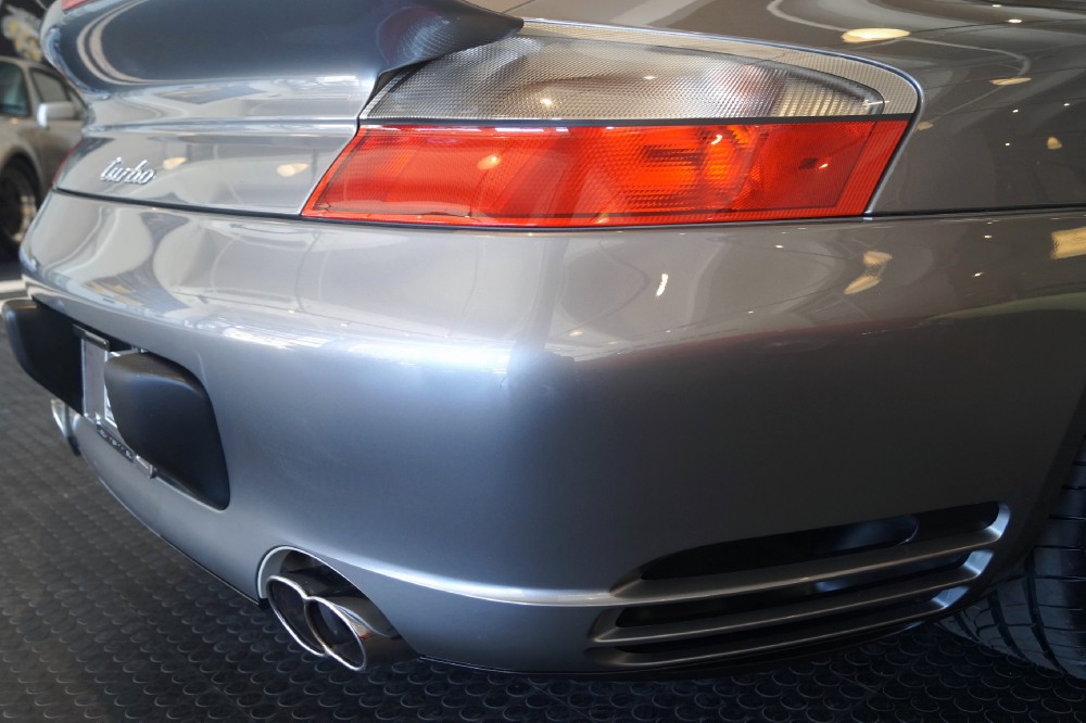 Used 2003 Porsche 911 Turbo