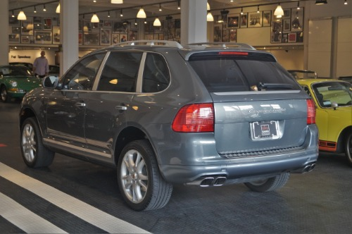 Used 2005 Porsche Cayenne Turbo