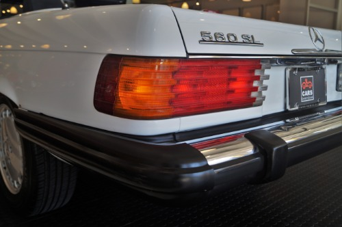 Used 1986 Mercedes Benz 560 Class 560SL