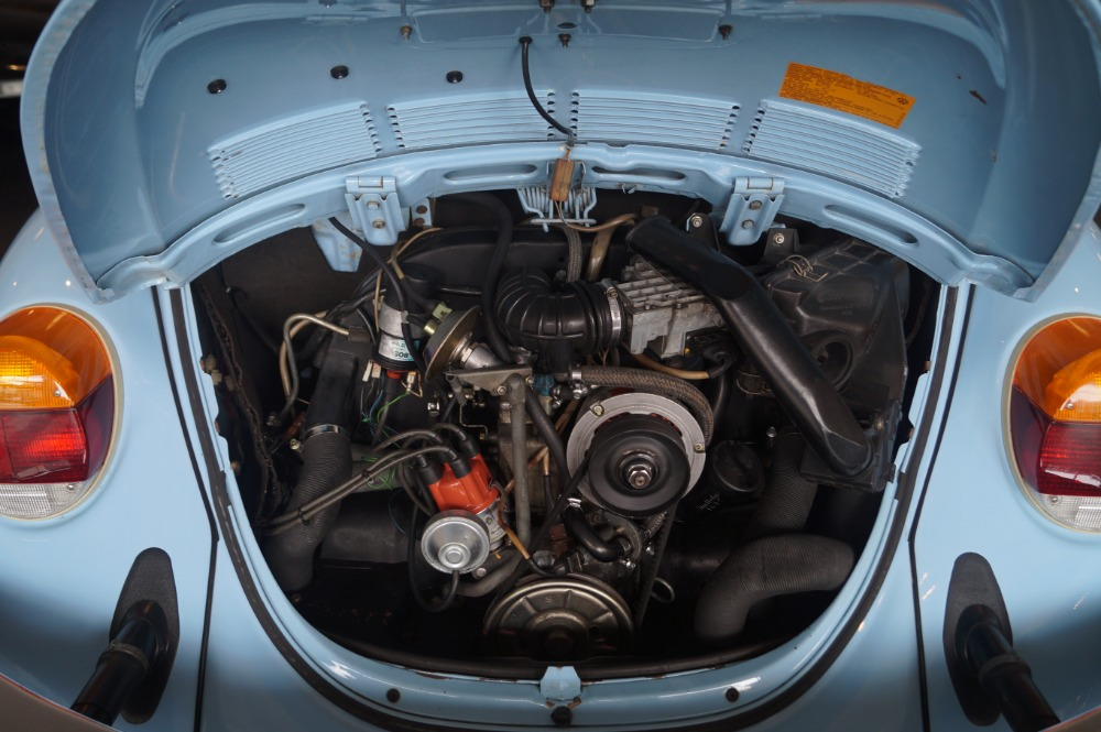 Used 1979 VW BEETLE Fuel Injection