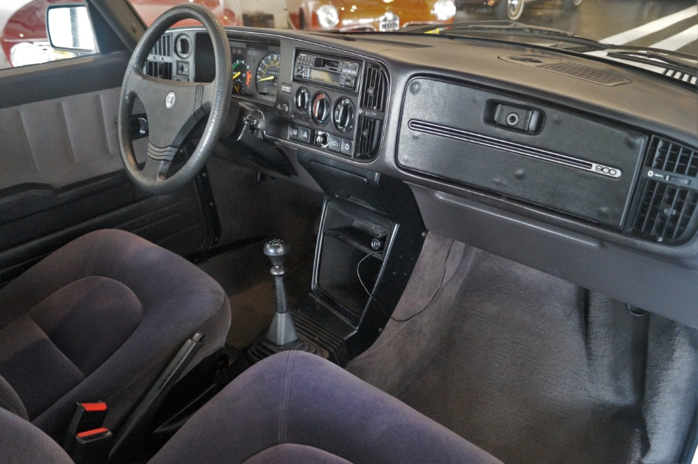 Used 1987 Saab 900 S