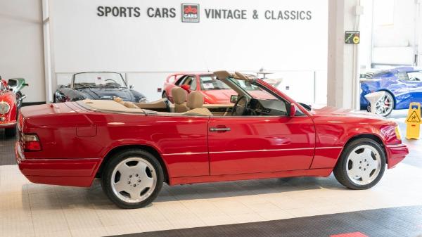 Used 1995 Mercedes Benz E Class E320
