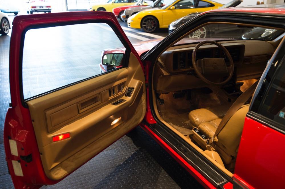Used 1991 Cadillac Eldorado Touring Coupe