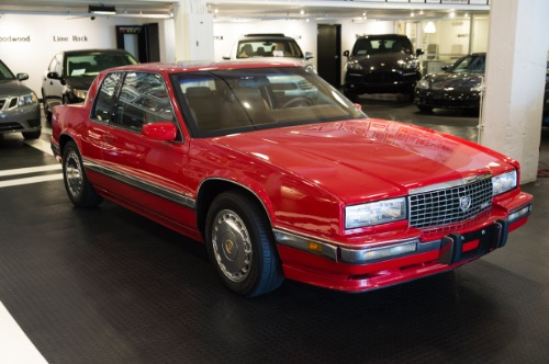 Used 1991 Cadillac Eldorado Touring Coupe