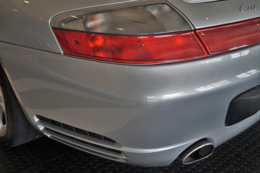 Used 2002 Porsche 911 Carrera 4S