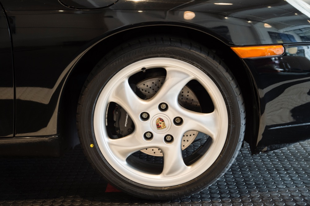 Used 2001 Porsche 911 Carrera