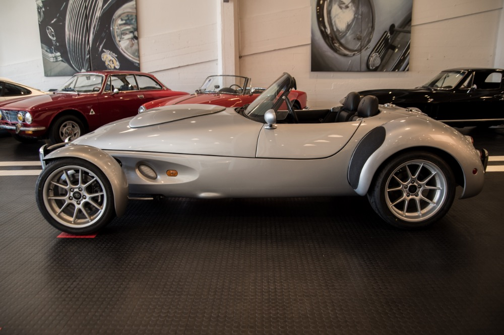 Used 1999 Panoz AIV Roadster