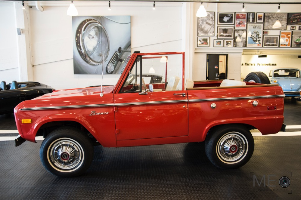 Used 1974 Ford Bronco