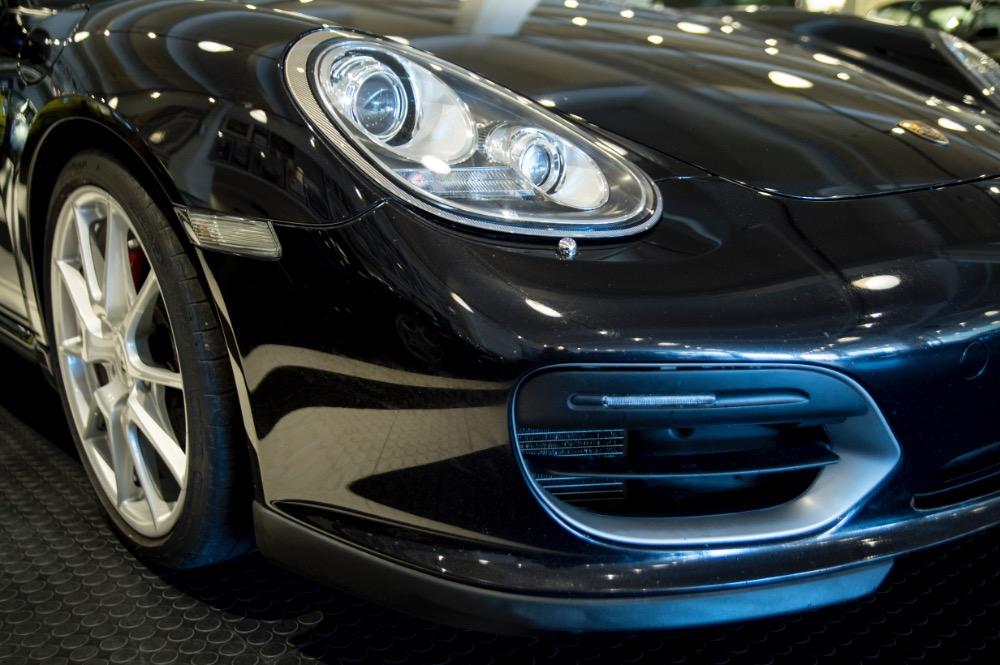 Used 2011 Porsche Boxster Spyder