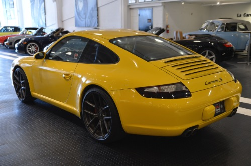 Used 2007 Porsche 911 Carrera S