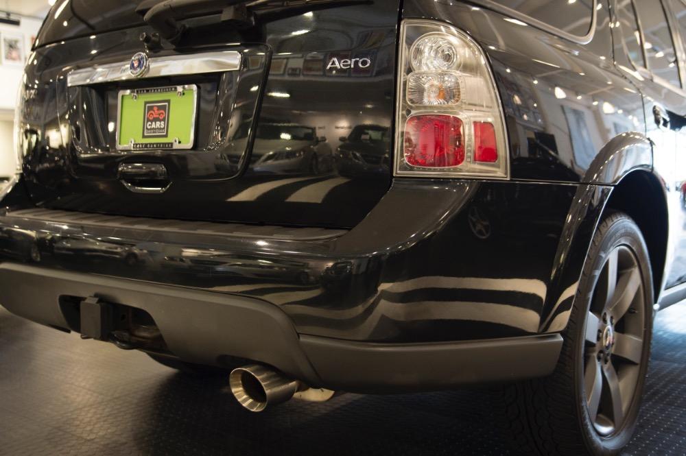 Used 2008 Saab 9 7X Aero