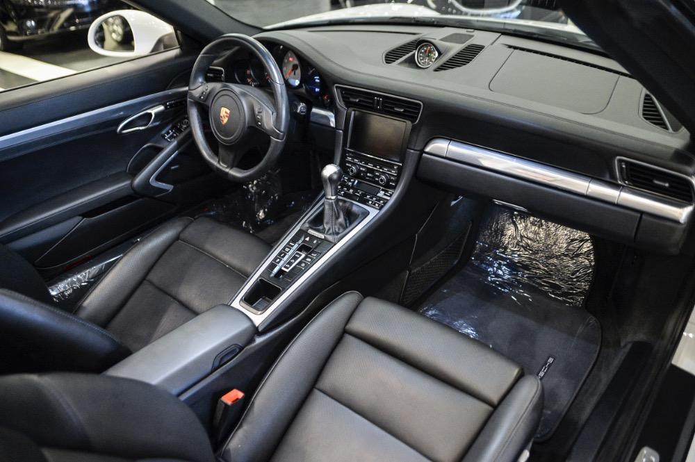 Used 2014 Porsche 911 Carrera 4S