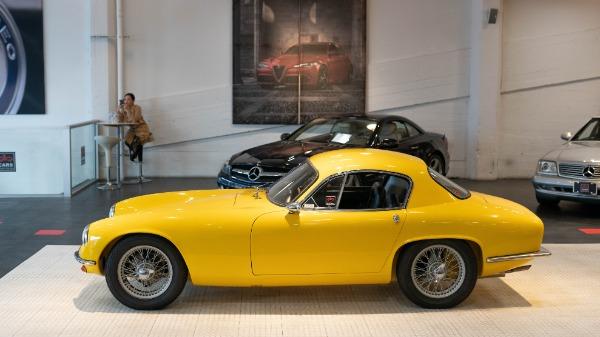 Used 1960 Lotus Elite Series 2
