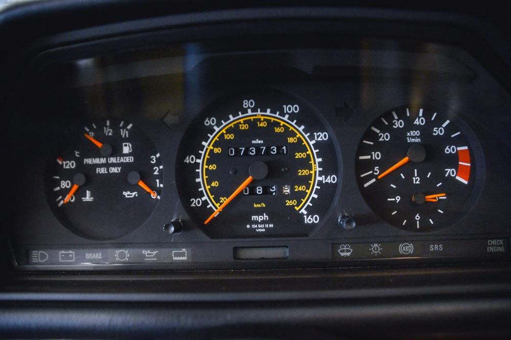 Used 1994 Mercedes Benz E Class E420