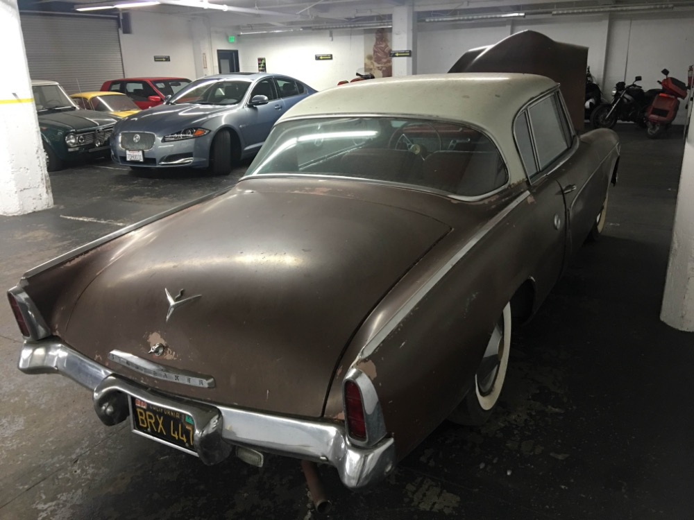 Used 1953 STUDEBAKER STARLIGHT COUPE