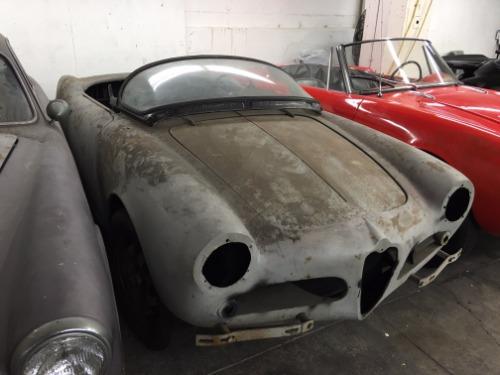 Used 1958 Alfa Romeo Giulietta Spider Veloce Spider Veloce